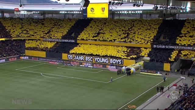 Spitzenspiel YB vs. Basel