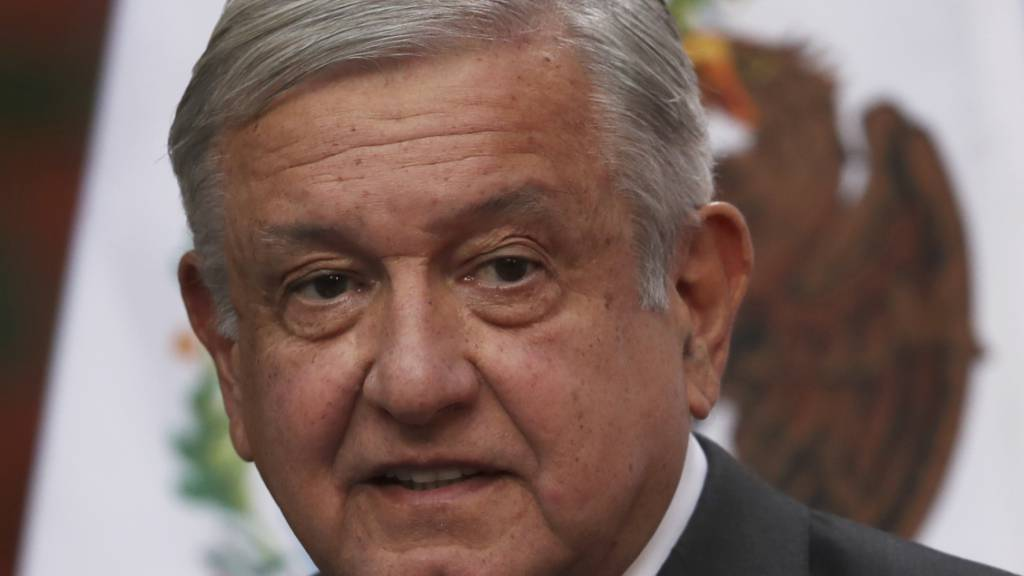 Mexikos Präsident an Covid-19 erkrankt