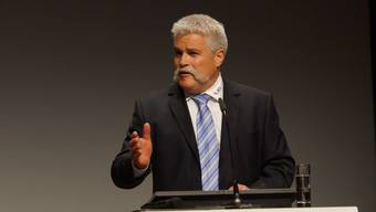 Hans Aemisegger sieht die derzeitige Situation als Herausforderung an.