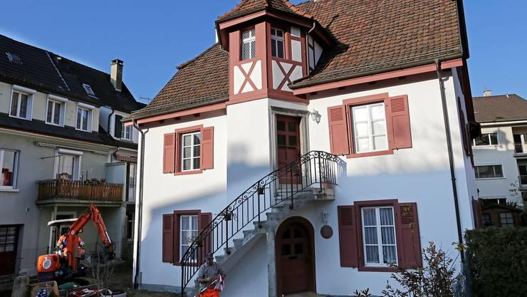 Vor einem Jahr profitierte das Schlössli Gstad in Münchenstein von der Subvention von Sanierungen geschützter Kulturdenkmäler. Archiv/ken