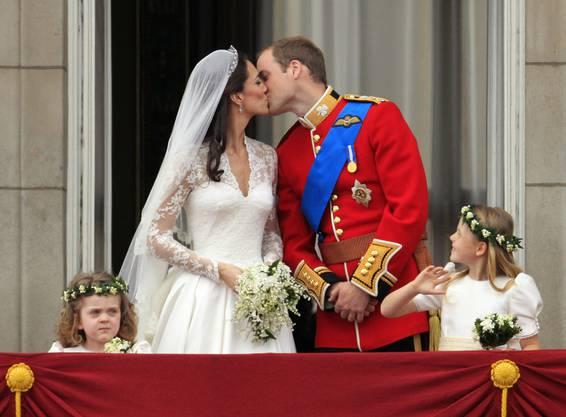 Hochzeit von Kate und William