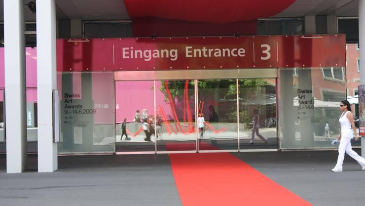 Vor Corona waren die Swiss Art Awards mit einer Ausstellung an der Art Basel präsent.