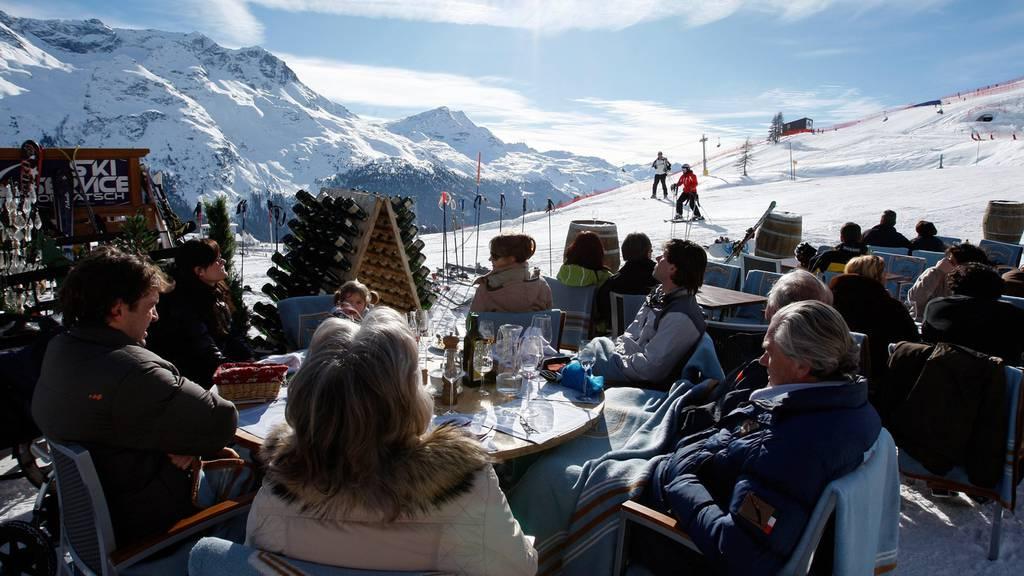 Schweizer Bergrestaurants finden kaum Mitarbeitende
