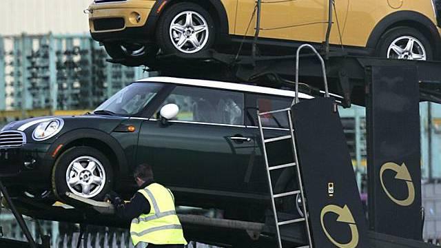 BMW streicht Stellen bei Mini