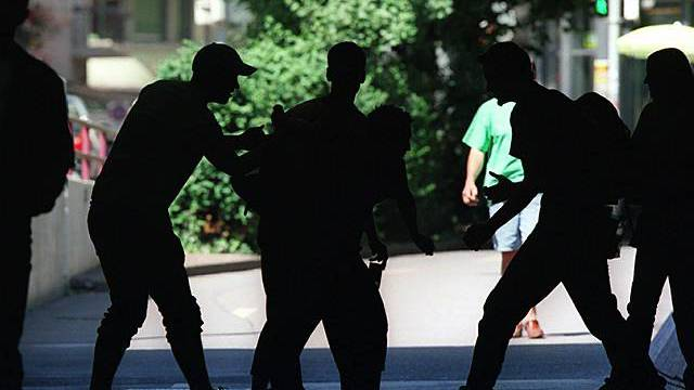 Jugendgewalt (Symbolbild)