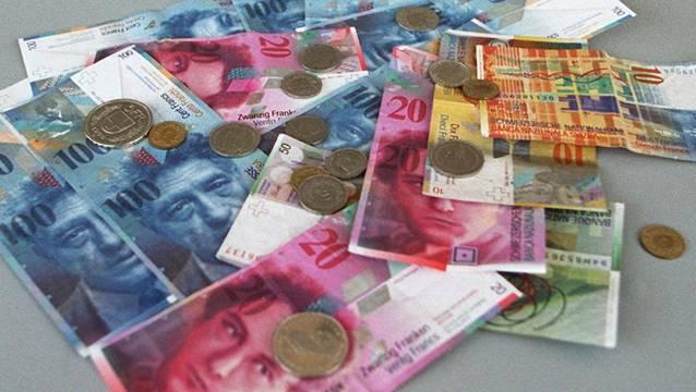 Zweimal schon lagen die tatsächlichen Einnahmen ganze 800 000 Franken unter dem Budget. (Symbolbild)