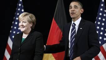 Barack Obama in Südkorea: Der US-Präsident hat grossen Spass
