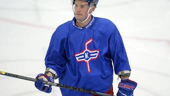 Geht nach seinem überraschenden Abgang in Kloten künftig für Metallurg Magnitogorsk in der KHL auf Torejagd