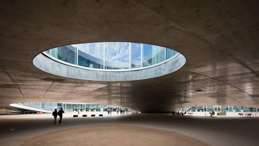 Auch an der EPFL in Lausanne vorerst aus