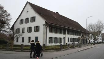 Gebildet werden soll eine Trägerschaft für das Bossarthaus und die Bossartschüür.