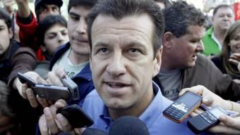 Das (zu) frühe WM-Aus kostete Brasiliens Trainer Carlos Dunga den Job