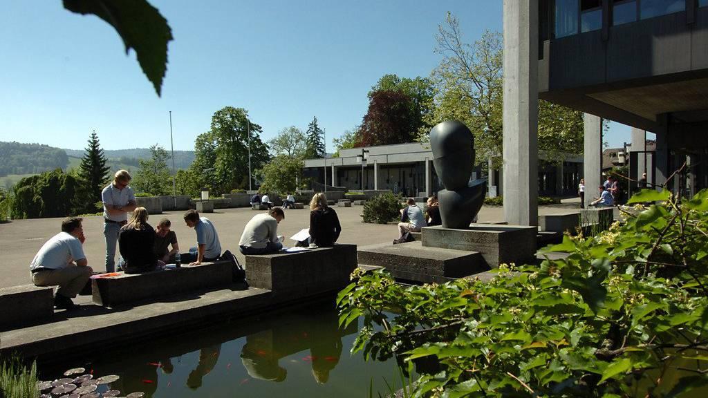 HSG-Studierende fühlen sich in der Stadt pudelwohl (Archiv).