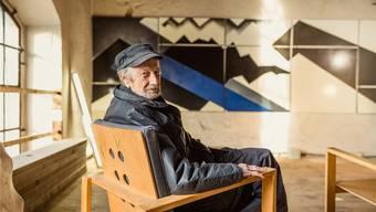 Der Psychiater und Erforscher der kontrollierten Heroinabgabe, Ambros Uchtenhagen, malte zum Ausgleich. Seine Werke dereinst auszustellen, sei lange nicht zur Debatte gestanden.