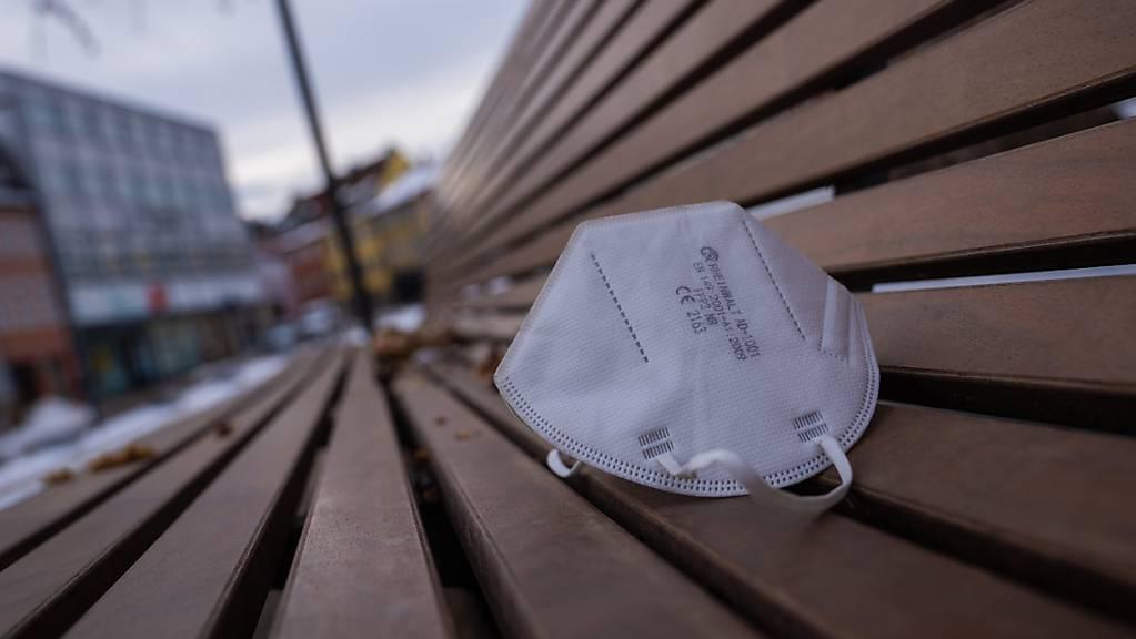 Teuer aber nutzlos – die 40'000 eingekauften FFP2-Masken waren reif für den Abfall.