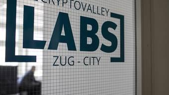 Das Crypto Valley Labs in der Stadt Zug ist ein komplett digitalisierter und auf Blockchain- und Crypto-Technologien basierter Coworking-Space. (Archivbild)