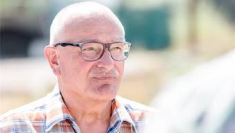 Seons Ammann Heinz Bürki: «Die Leute an der Gmeind haben alle gewusst, dass der Referent nicht einer von uns ist.»