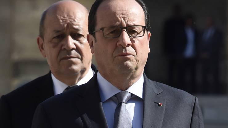 """""""Auflösen und für illegal erklären"""": Das denkt Frankreichs Präsident François Hollande über Uber."""