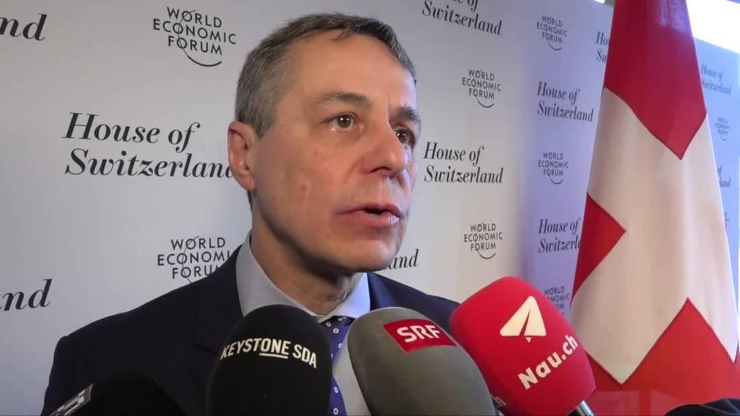 Cassis: «EU hat Verständnis und Geduld bis im Mai»