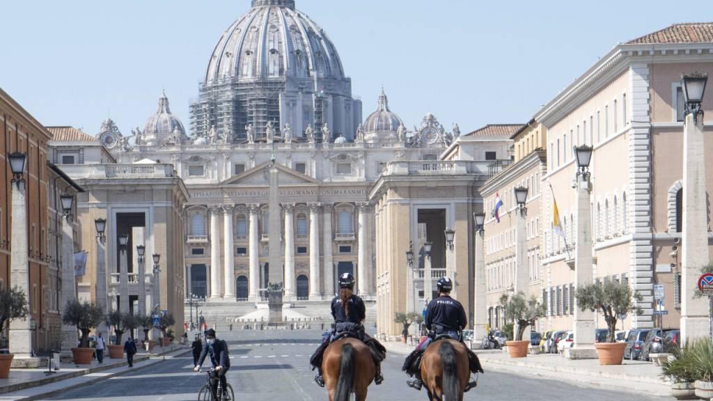 Italien verlängert Ausgangsverbote bis 13. April