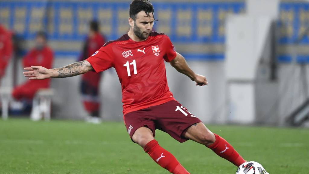 Renato Steffen verpasst wie 2016 auch in diesem Jahr die EM wegen einer Verletzung