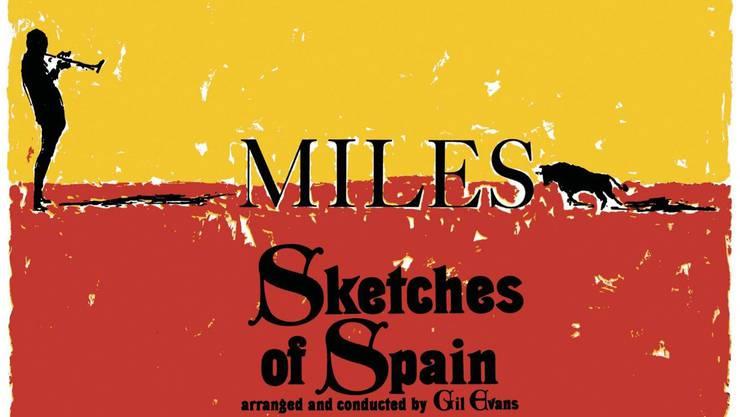Miles Davis Sketches Of Spain (1960). Arrangiert und dirigiert von Gil Evans.