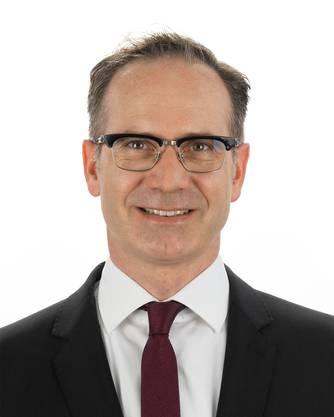 Patrick Gosteli, SVP, Böttstein (mit 3156 Stimmen gewählt)