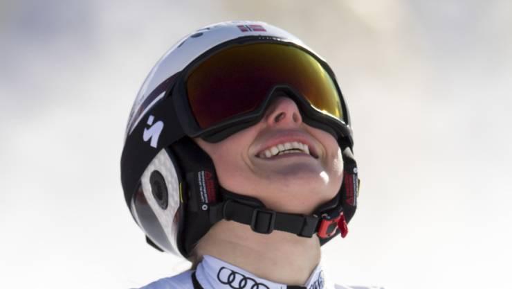 Für die Norwegerin Ragnhild Mowinckel ist die Saison nach einem erneuten Kreuzbandriss zu Ende