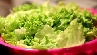Um sich gesund zu ernähren, braucht es mehr als nur Salat, sagt Ernährungsberaterin Tamara Meier.