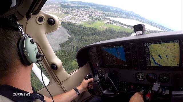Das sind die Gefahren eines Kleinflugzeugs