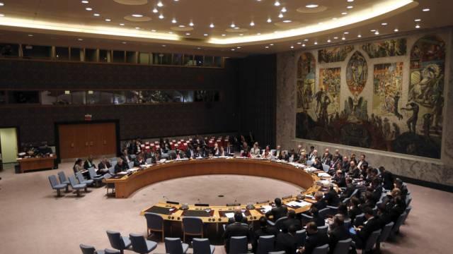 UNO-Sicherheitsrat in New York (Archiv)