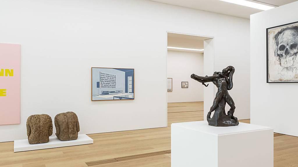 Kunstmuseum Lausanne eröffnet glanzvoll am neuen Ort