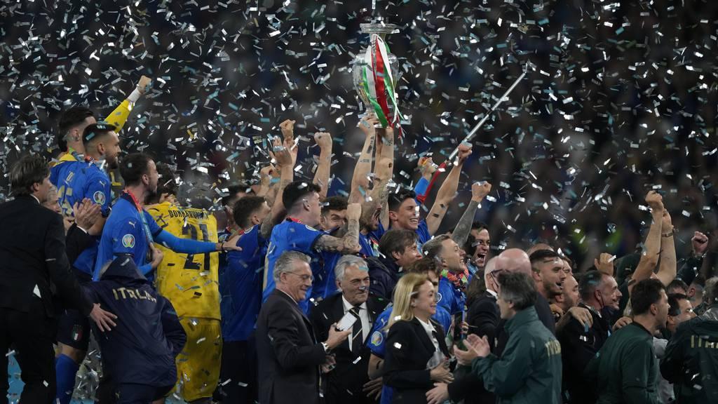 Italien ist zum zweiten Mal Europameister!