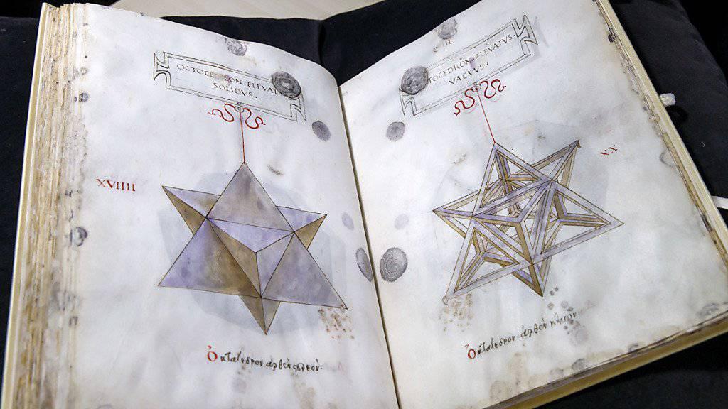 Mutmassliche da Vinci-Zeichnungen erstmals öffentlich