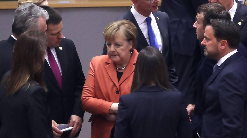 EU-Gipfel streitet über Atomkraft beim Klimaschutz