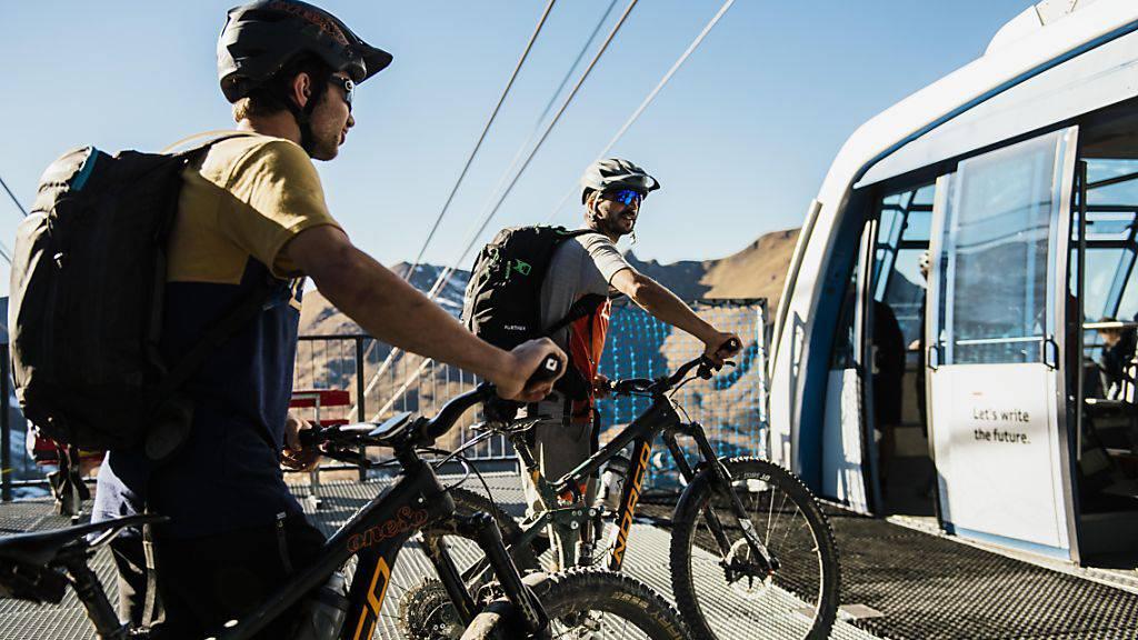 Das Sommergeschäft auf der Lenzerheide trug dazu bei, dass die Bergbahnen trotz verkürzter Wintersaison Gewinn machten.