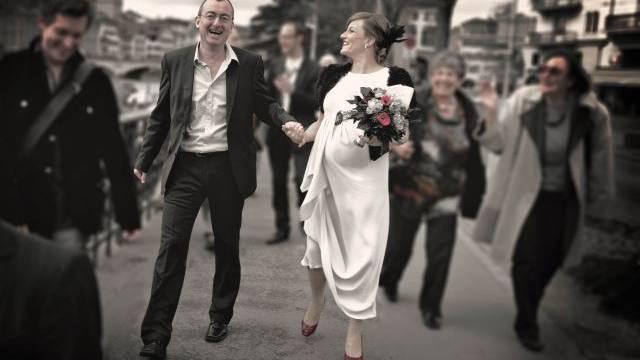 Nur 20 Prozent der Zürcher Hochzeitspaare belassen ihre Familiennamen. Foto: Privat