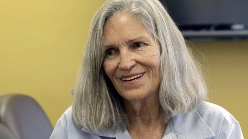Lebenslange Haft: Charles-Manson-Anhängerin Leslie Van Houten wird nicht begnadigt. (Archivbild)