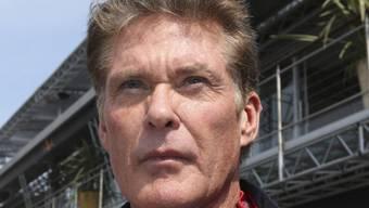 Hasselhoff am Samstag in Monza, morgen in Unterföhring? (Archiv)