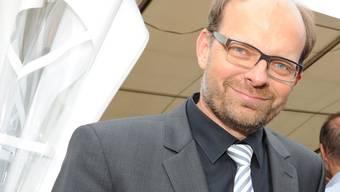 Luc Humbel, Kirchenratspräsident der katholischen Landeskirche Aargau. Archiv