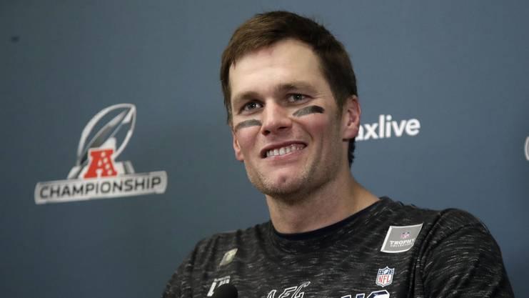Brady greift zu einem Produkt, von dessen Existenz niemand wusste, ehe der Star den Verzehr öffentlich machte: Avocadoglace.