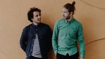 «Manche werden sagen: ‹Früher waren sie besser›»: Lo & Leduc schlagen musikalisch neue Wege ein.