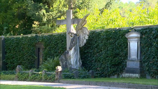 Treffpunkt Friedhof — Teil 3: Natur und Kultur im Friedhof Sihlfeld