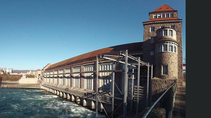 Kraftwerk Laufenburg