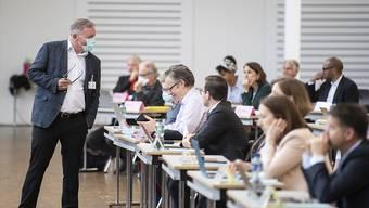 Der Zürcher Kantonsrat wird noch längere Zeit nicht mehr ins Rathaus zurückkehren. (Archivbild)