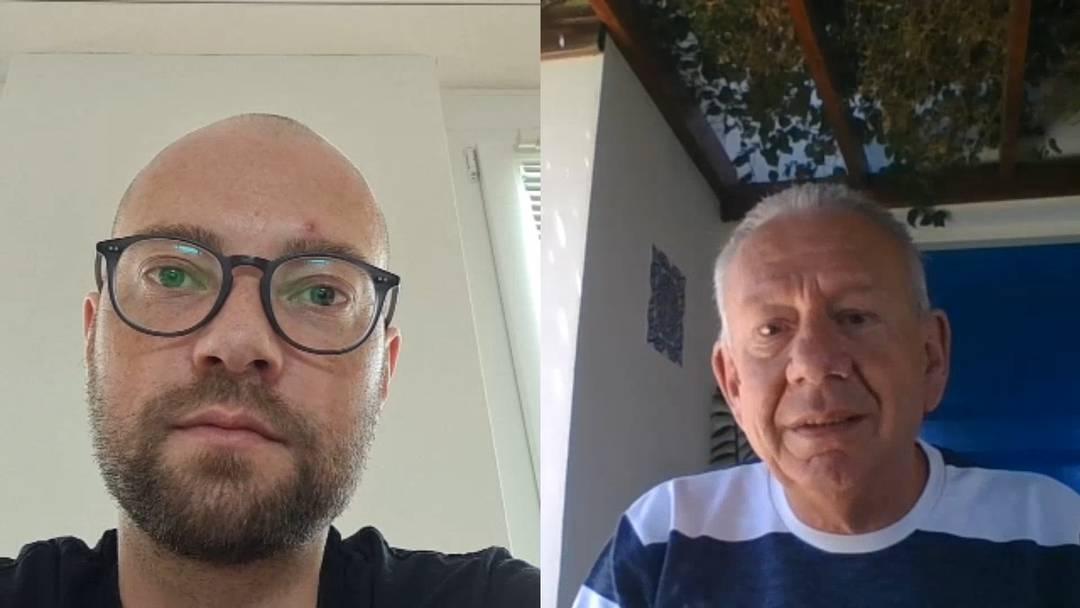 Skype-Interview: 10 Minuten mit dem langjährigen Nahost-Korrespondenten Michael Wrase