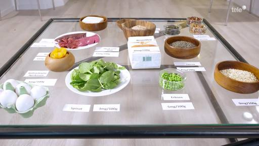 Gesundheitswoche - Ernährung