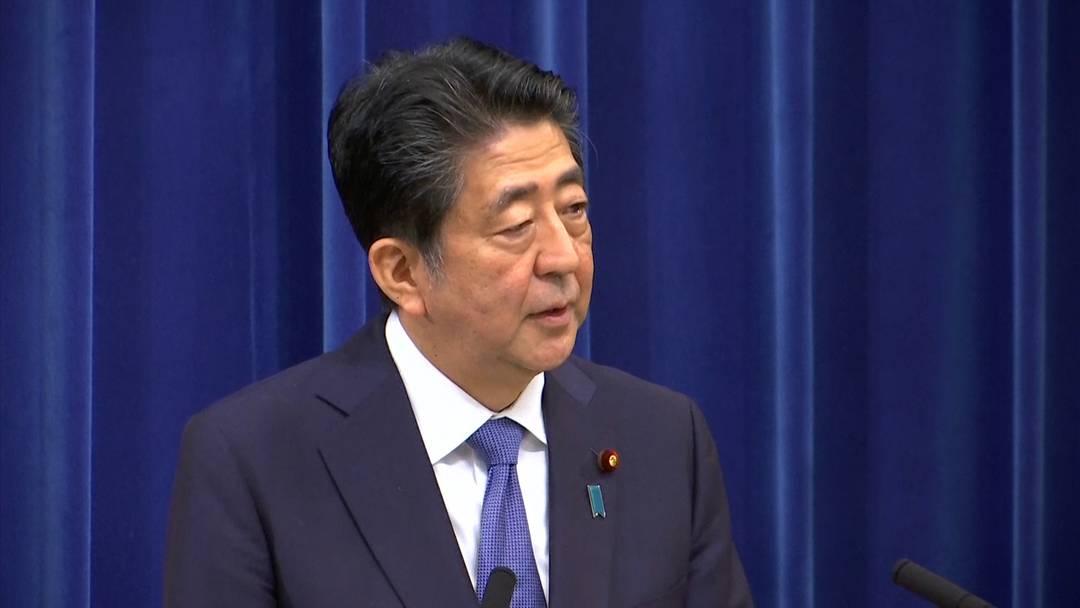 Japans Regierungschef Abe kündigt Rücktritt an