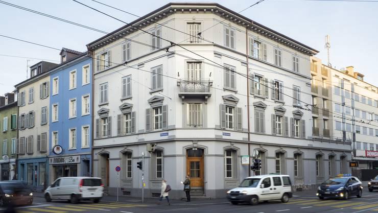 Die Liegenschaft des ehemaligen Restaurants Feldberg bereitet dem Kanton nach wie vor Kopfzerbrechen.