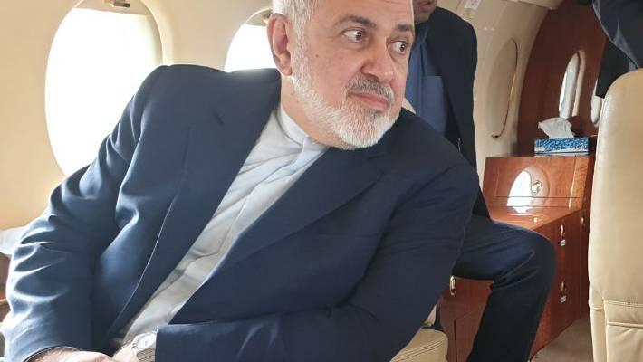 Kündigt Vergeltung gegenüber den USA an - und will nach Davos reisen: Irans Aussenminister Javad Zarif.