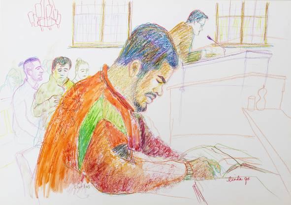 """Das Bundesgericht hat in einem am Donnerstag publizierten Urteil bestätigt, dass bei dem jungen Mann von Wiederholungsgefahr ausgegangen werden darf: """"Carlos"""" wird nach Verbüssung der Freiheitsstrafe in Untersuchungshaft genommen."""